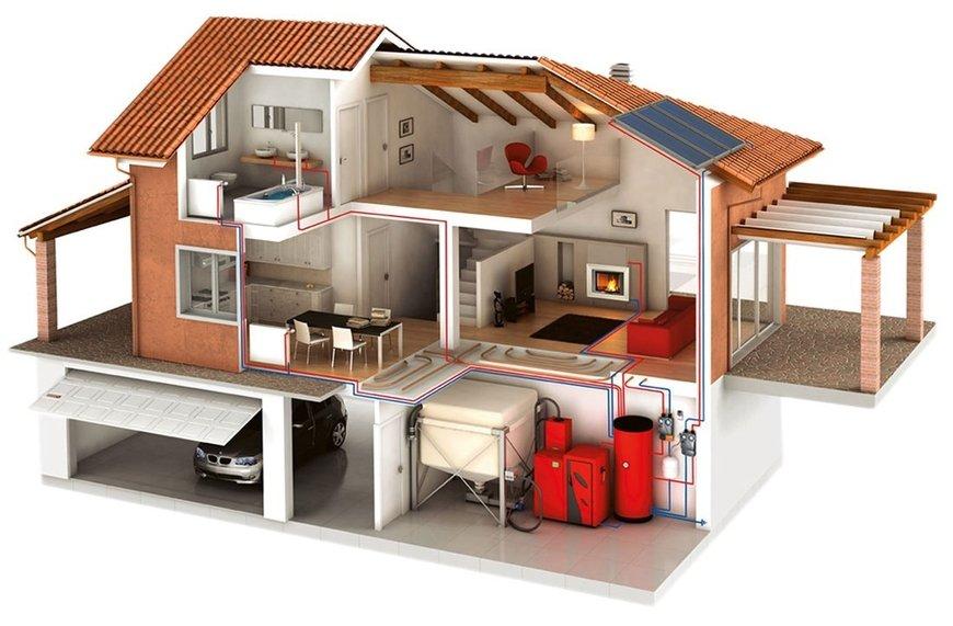 Проектування систем опалення