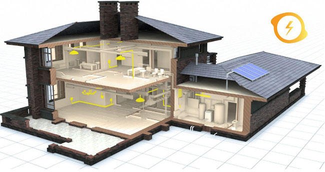 Проектування систем електропостачання
