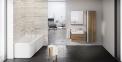 Акрилова асиметрична ванна 10° Ravak 160x95 L біла C831000000 3