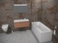 Акрилова прямокутна ванна Domino II Ravak 180 x 80 XAU0000034 4
