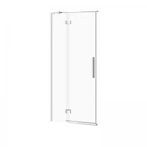 Душові двері розпашні Crea 90x200 лівосторонні прозоре скло