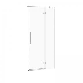 Душові двері розпашні Crea 90x200 правосторонні прозоре скло