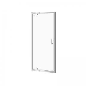 Душові двері Pivot Basic 80x185 прозоре скло