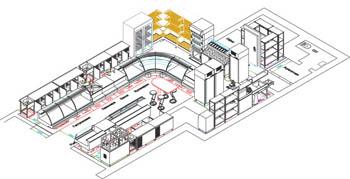 Проект електропостачання виробничих приміщень