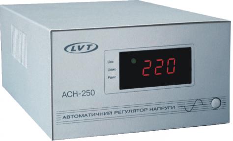 Стабілізатор напруги LVT АCH-250 250 Вт