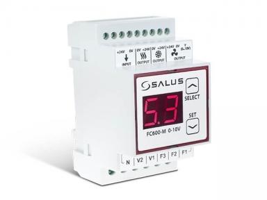 Модуль 0 ... 10V для терморегулятора фанкойлу FC600