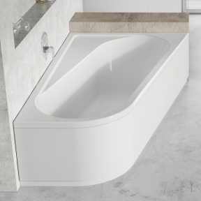 Ванна Chrome Ravak 170x105 R CA41000000