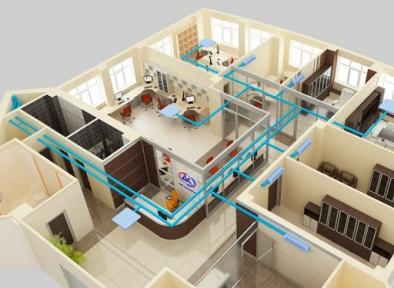 Проект електропостачання офісних приміщень