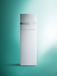 Котел Vaillant газовий конденсаційний підлоговий з вбудованим водонагрівачем 150 л ecoCOMPACT VSC 306/4-5 150 32кВт