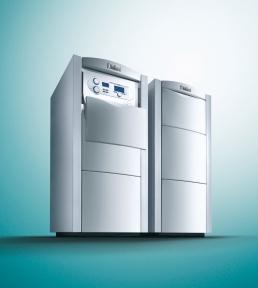Котел Vaillant газовий конденсаційний підлоговий ecoVIT exclusiv VKK 656 /4 INT 64 кВт