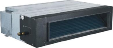 Кондиціонер напівпромисловий Канальний тип on/off R410A TCC-60D2HRA/U3(SY)