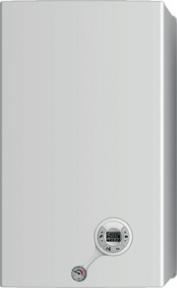 Котел газовий NIBIR CTFS 24 кВт