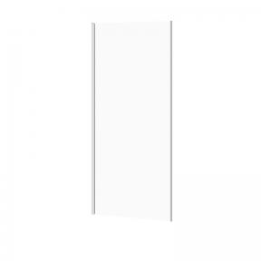 Душова стінка Crea 90x200 прозоре скло