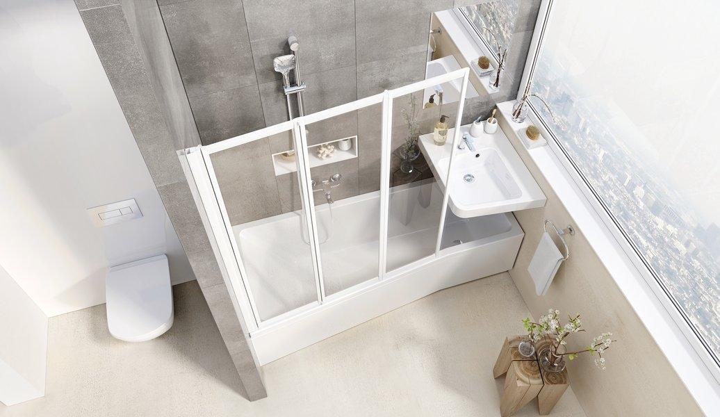Штора для ванн